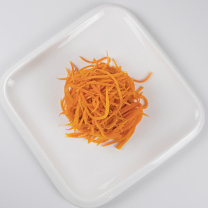 Морква карамелізована